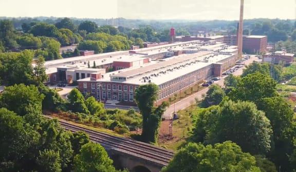 revolution mills old factory