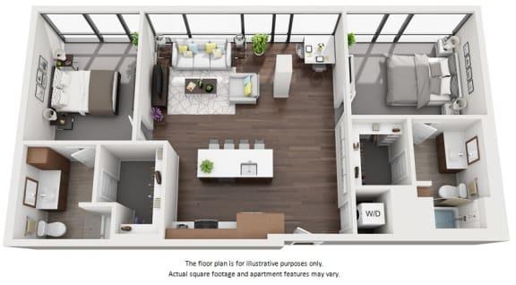 Floor Plan  spacious floor plans