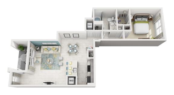Floor Plan  Aura