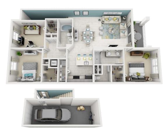 Floor Plan  Radiant