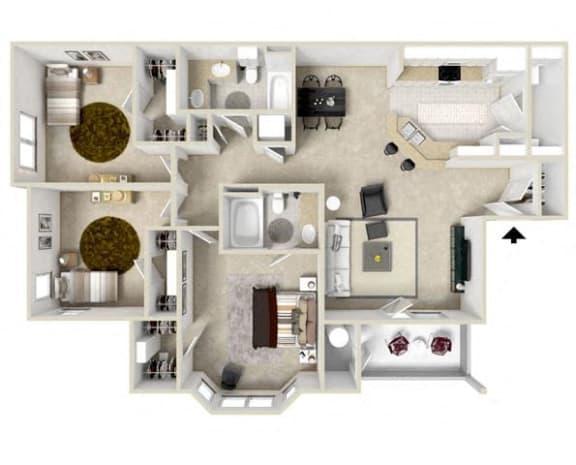 apartments mobile al