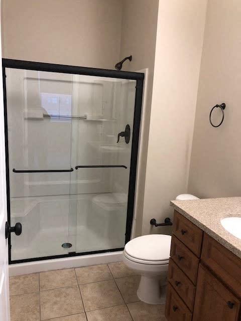 Bathroom at Renaissance at the Power Building, Cincinnati, 45202