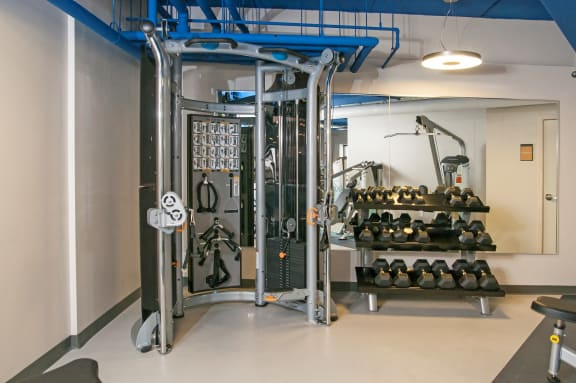 State-of-the-Art Fitness Center at The Axis, 55441