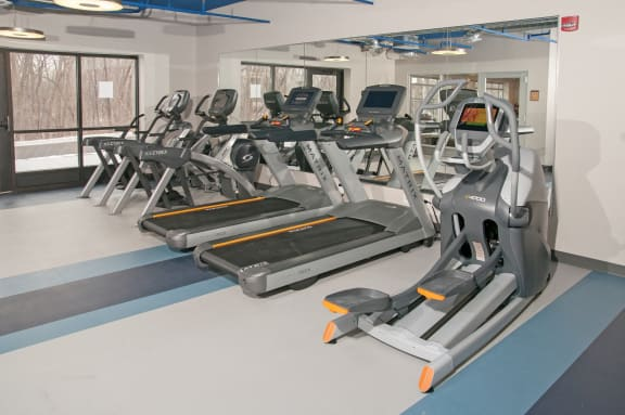 The Axis, MN has Fitness Center with updated equipment