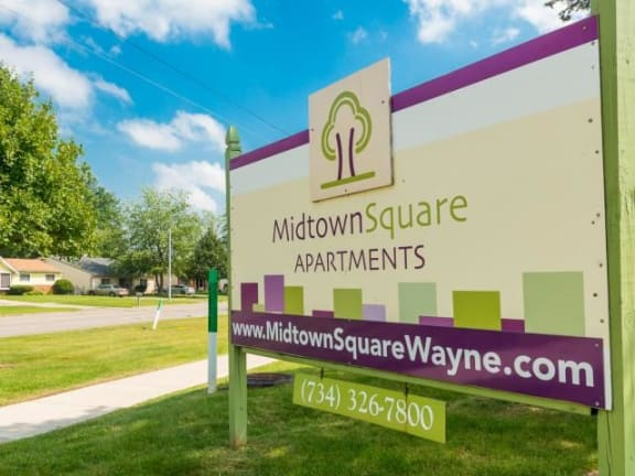 at Midtown Square Apartments, Michigan,48184