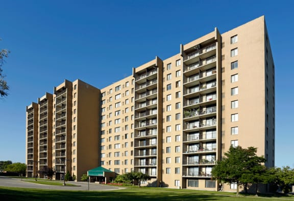 at Highland Towers Senior Apartments, Southfield