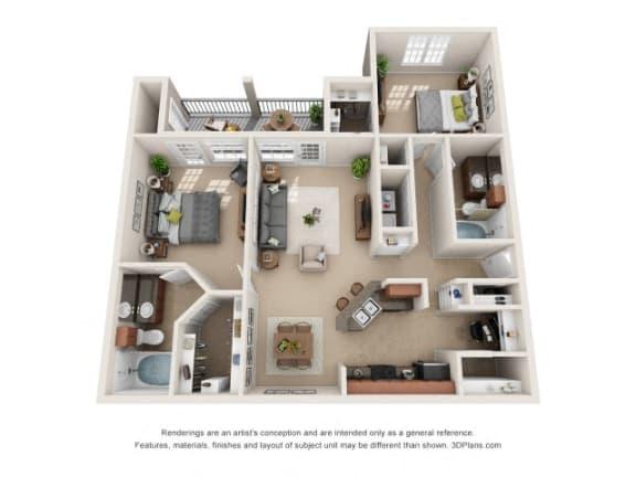 Floor Plan  Belvedere Floor Plan at Tiburon, Houston, TX
