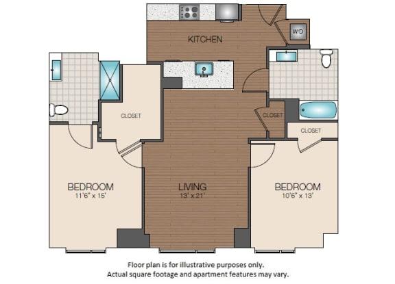 Floor Plan  B1f Floorplan at The Victor