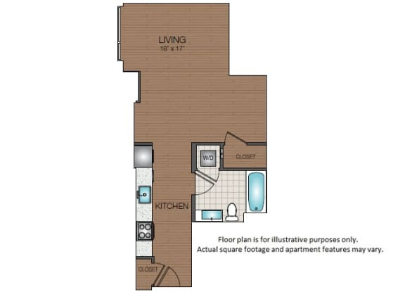 Floor Plan  S1c Floorplan at The Victor