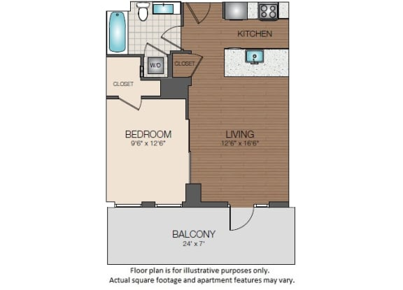 Floor Plan  S1e Floorplan at The Victor