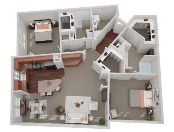 Floor Plan  Brookfield B7
