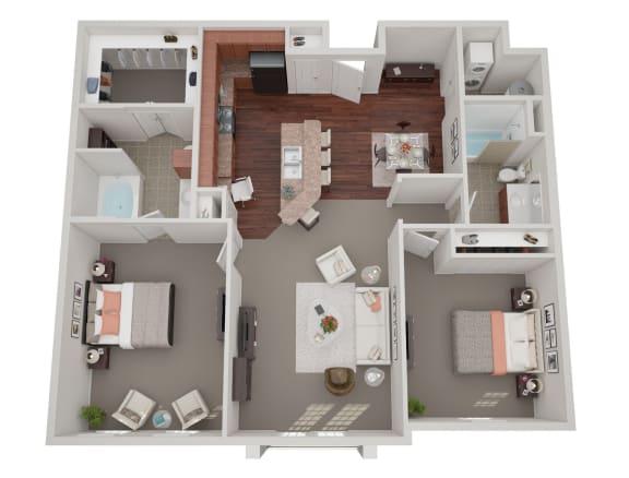Floor Plan  Carlisle B4B