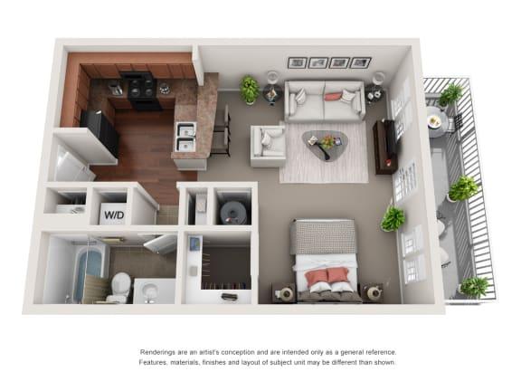 Floor Plan  Bedford S1B