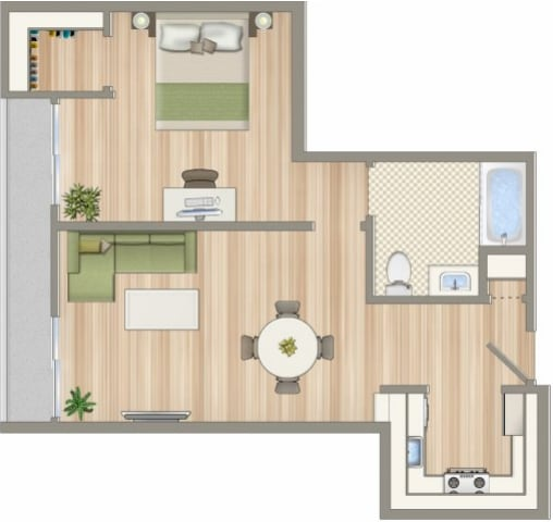 Floor Plan  CA_SantaMonica_1422on7th_p0546771_1b1bmodE_2_FloorPlan