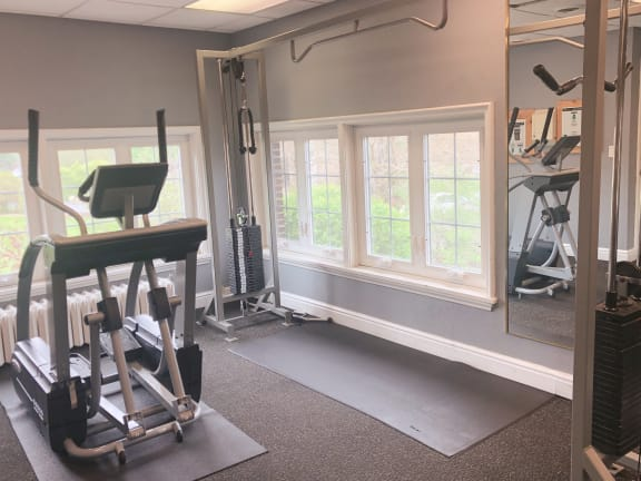State-of-the-Art Fitness Center at Candlewyck Apartments, Michigan, 49001