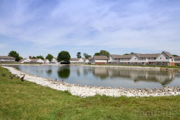 Magnificent View at Country Lake Townhomes, Indianapolis, 46229