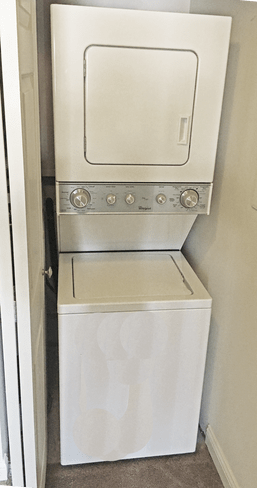 Washer/Dryer in select Unit at Hamilton Square Apartments, Westfield, IN