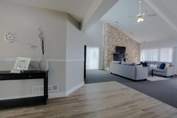 Unique Loft Floor Plans at Lake Marina Apartments, Indiana, 46229