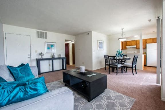 Spacious Floor plans at Lake Marina Apartments, Indianapolis, 46229