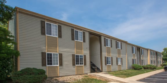 All Access Location at Pickwick Farms Apartments, Indianapolis, Indiana