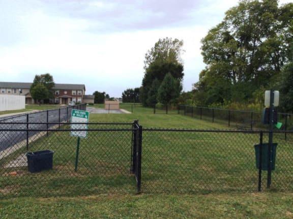 Secured Play Area at Walnut Creek Apartments, Kokomo, Indiana
