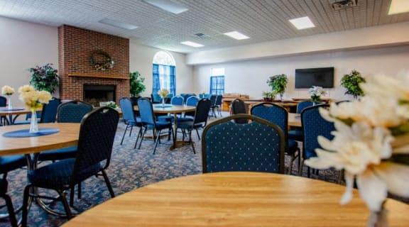 Beautiful Banquet Hall at Walnut Creek Apartments, Kokomo, 46902