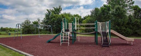 Playground at Walnut Creek Apartments, Indiana