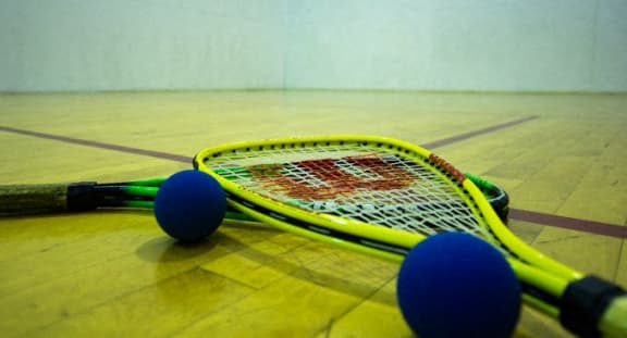 Racquetball Courts at Walnut Creek Apartments, Kokomo, IN, 46902