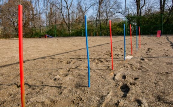 Bark Park at Waterstone Place Apartments, Indianapolis, IN