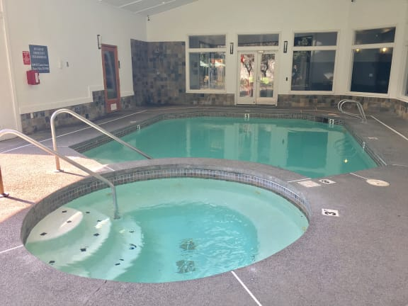 Hot Tub at Riverwalk at Happy Valley, Happy Valley, OR, 97086