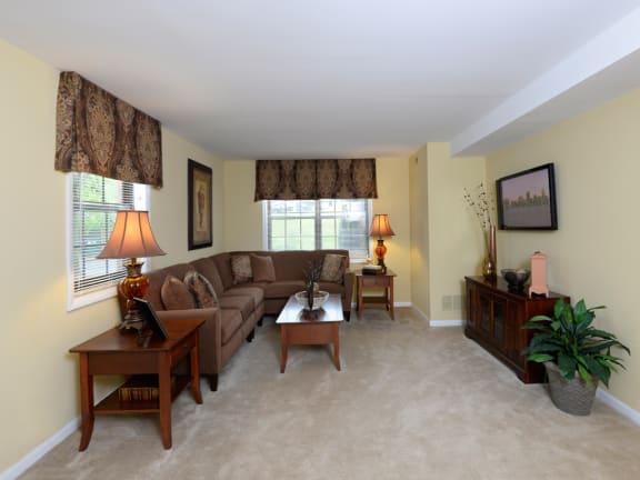 Chapel Valley Carpet Living room