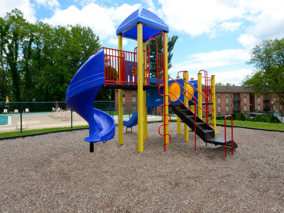 Playground at Painters Mill Apartments