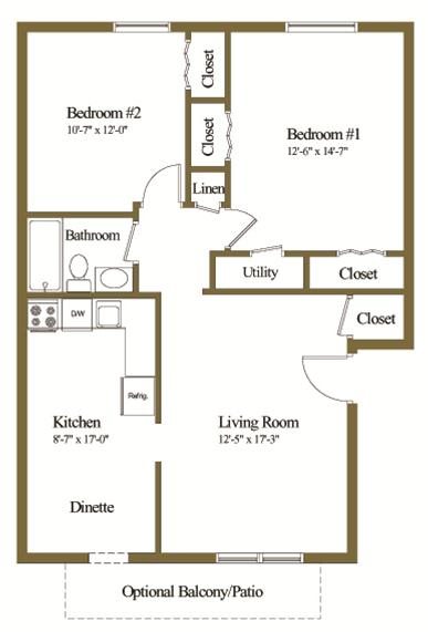 Winston Apartments Baltimore Maryland