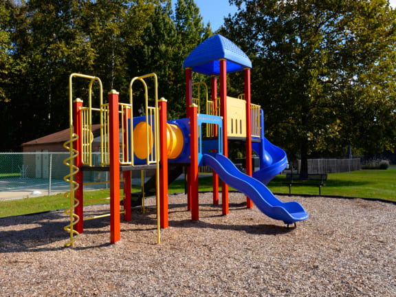 Ample and Open Play Area at Woodsdale Apartments, Abingdon, MD