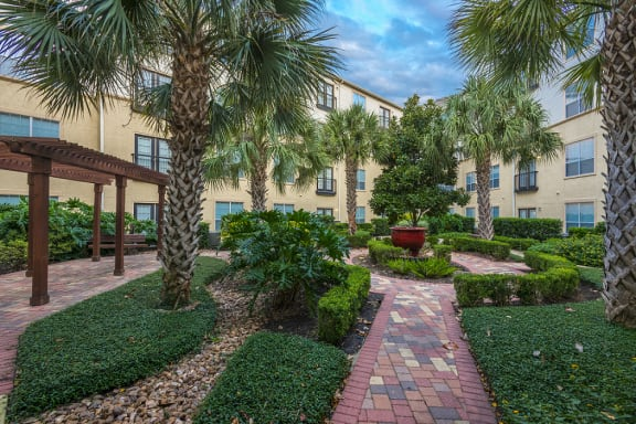 Gorgeous Grounds at Marquette at Piney Point, Houston, TX, 77063