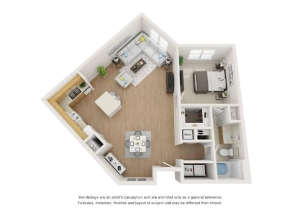 Floor Plan  Fir 3D Floor Plan at Marquette at Piney Point, Texas