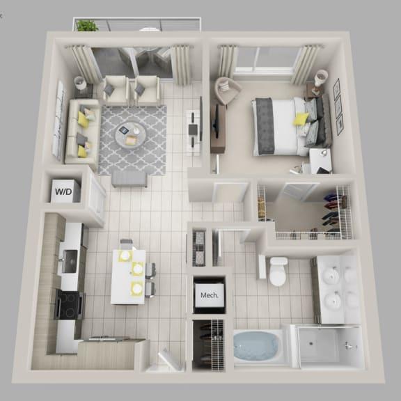 Floor Plan  Euphoria - A5