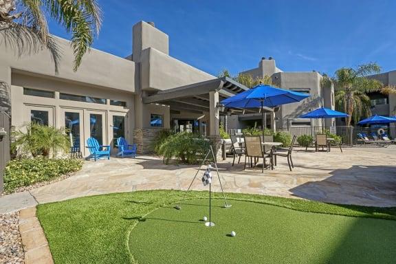 Small Golf Court at Scottsdale Horizon, Scottsdale, AZ