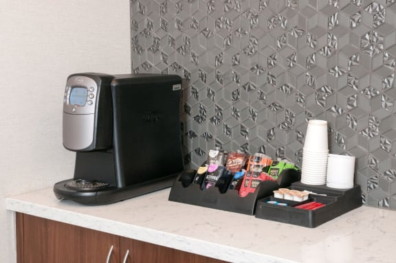 Coffee Bar at Calhoun Towers, Minnesota, 55416