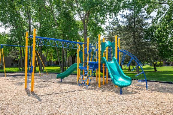 Playground at Lakeside Village Apartments, Clinton Township 48038