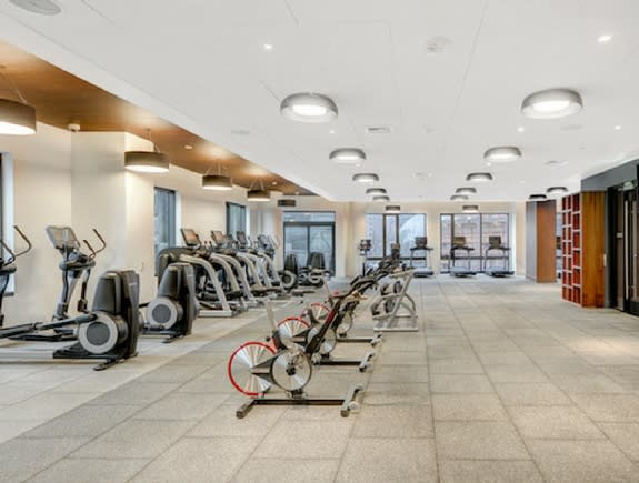 Fitness Center at Stratus