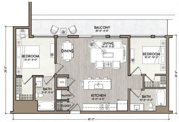 Floor Plan  Chet Baker