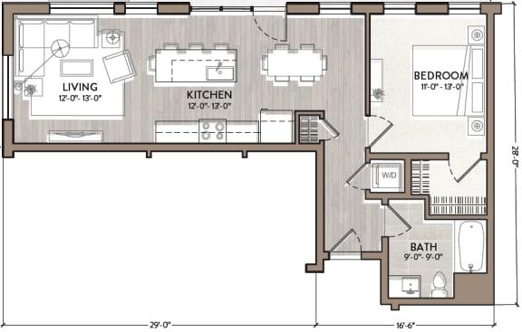 Floor Plan  Duke Ellington