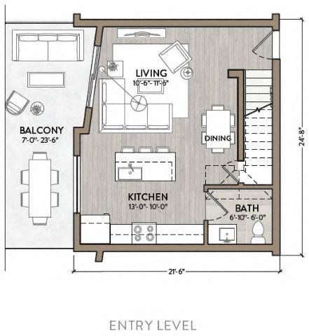 Floor Plan  Gerry Mulligan