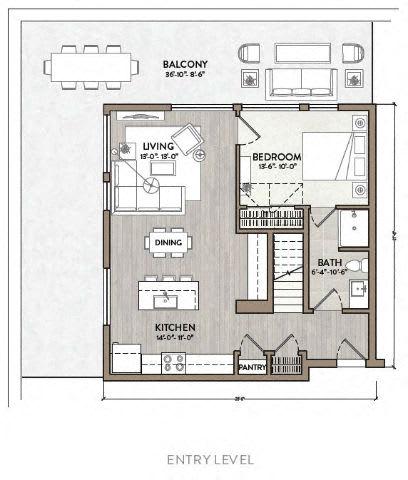 Floor Plan  Louis Armstrong