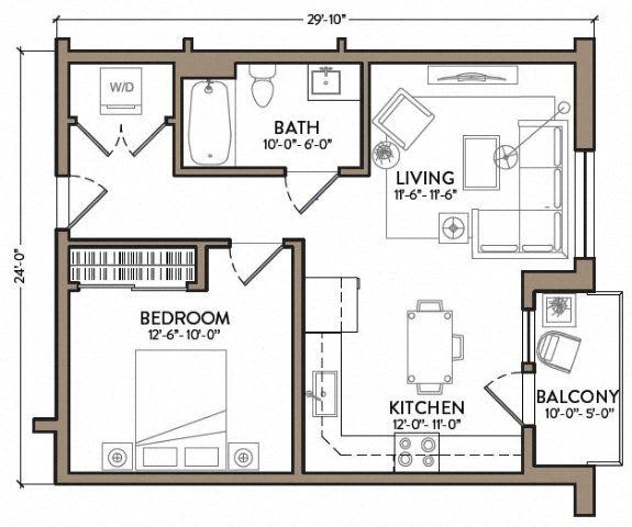 Floor Plan  Nat King Cole