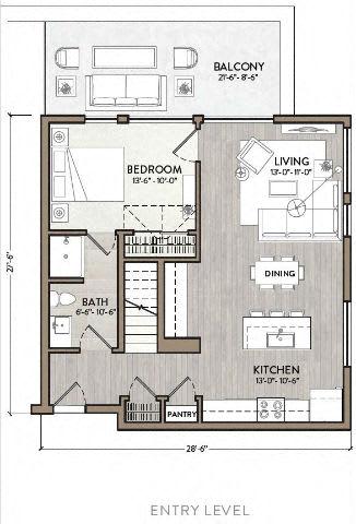 Floor Plan  Nina Simone