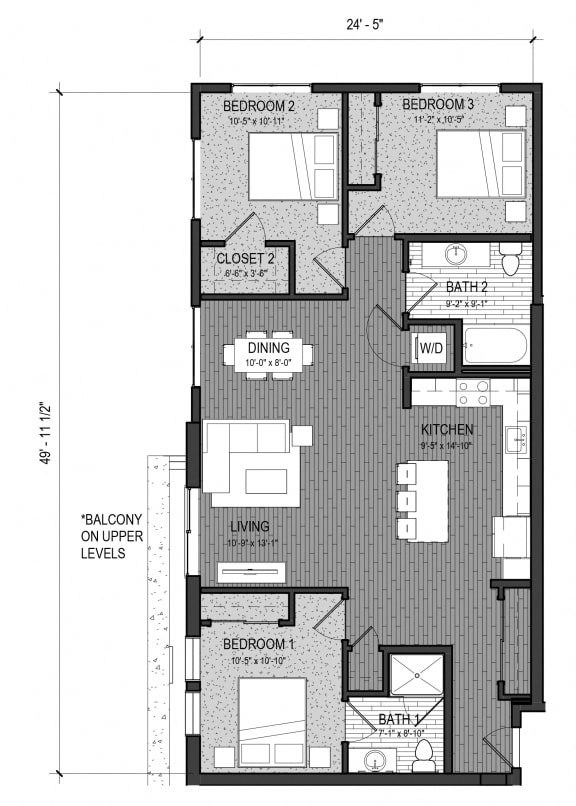 Floor Plan  The Creek