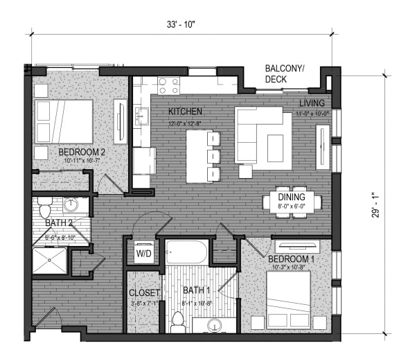 Floor Plan  The Rapid 2E