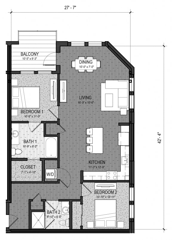 Floor Plan  The Serpentine